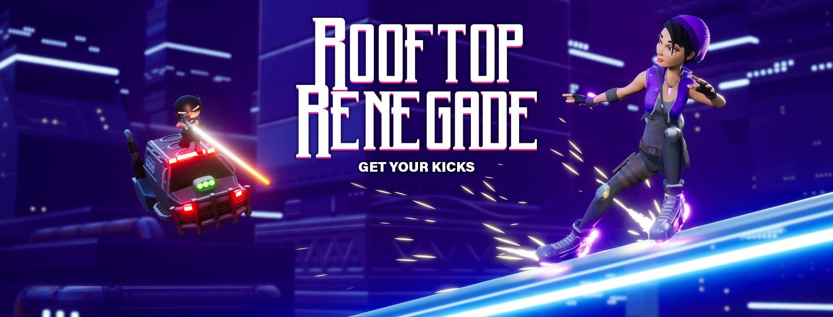 Interview with Melonhead Games - Rooftop Renegade