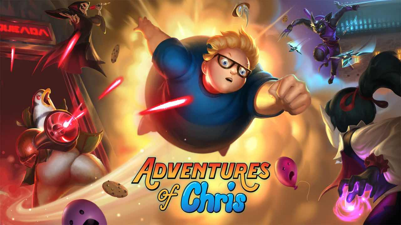 Adventures of Chris Announced for Nintendo Switch