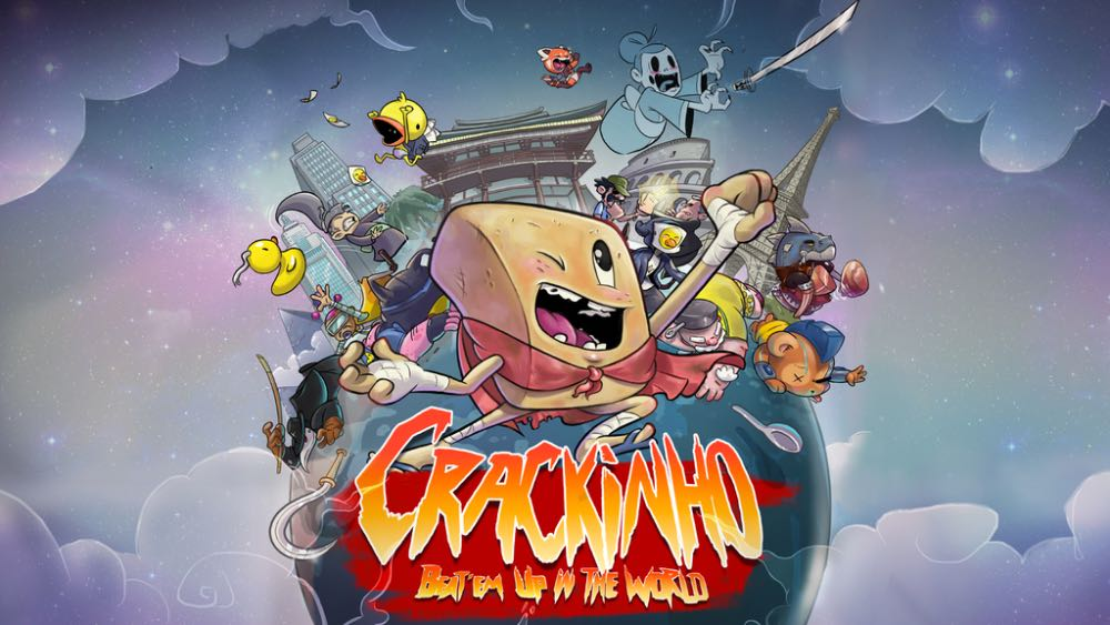 Kickstarter Project of the Week: Crackinho - Beat'em up in the World
