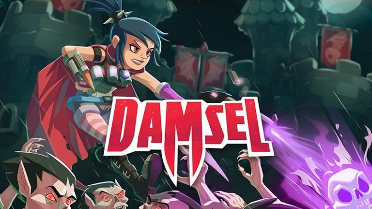 Comic-Themed Damsel Officially Announced for Nintendo Switch