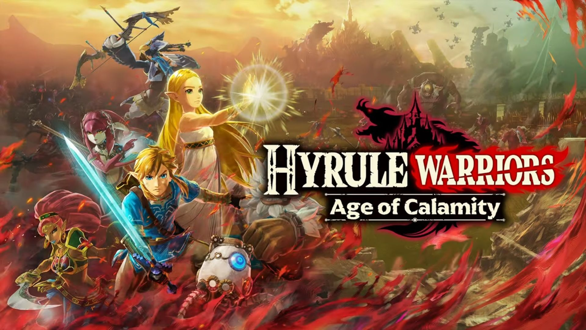 Hyrule Warriors: Age of Calamity - Switch Review