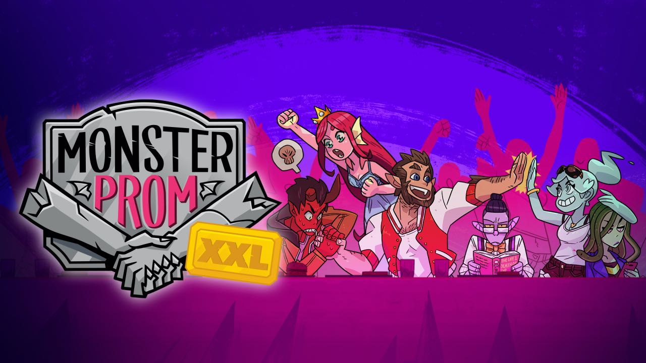 Monster Prom: XXL - Switch Review