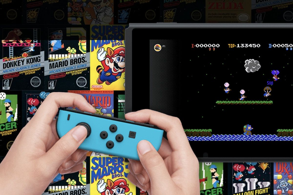 Nintendo Switch Online to Receive Four SNES Games and 2 NES Games