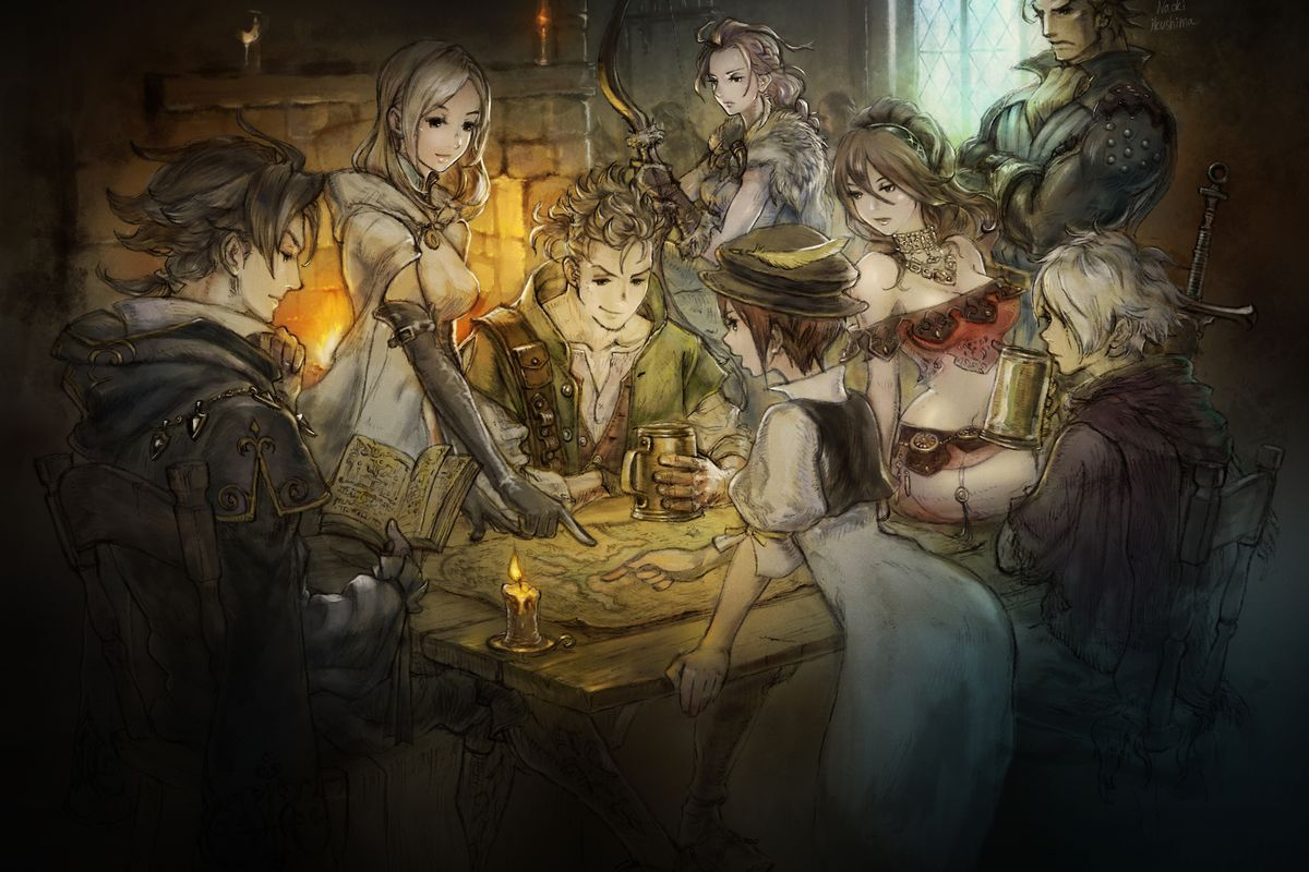 The Best and Worst Octopath Traveler Items