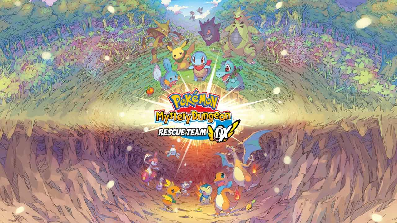 Pokémon Mystery Dungeon: Rescue Team DX - Switch Review