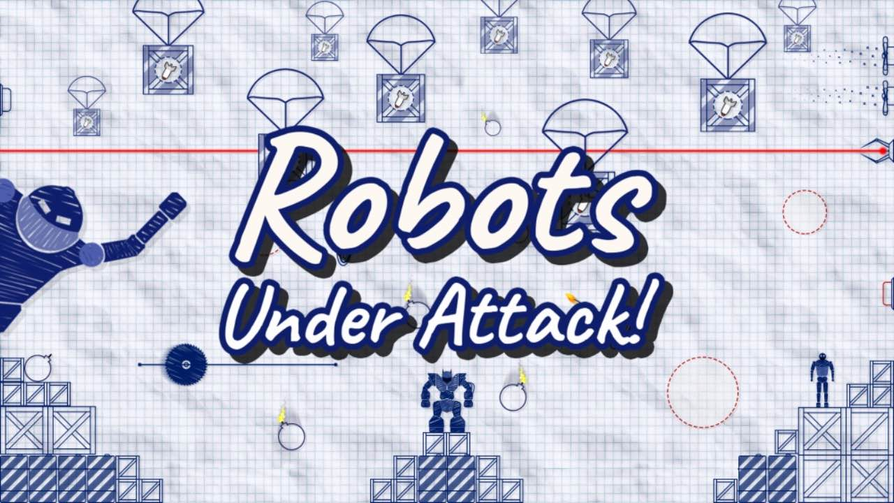 Robots Under Attack! - Switch Review
