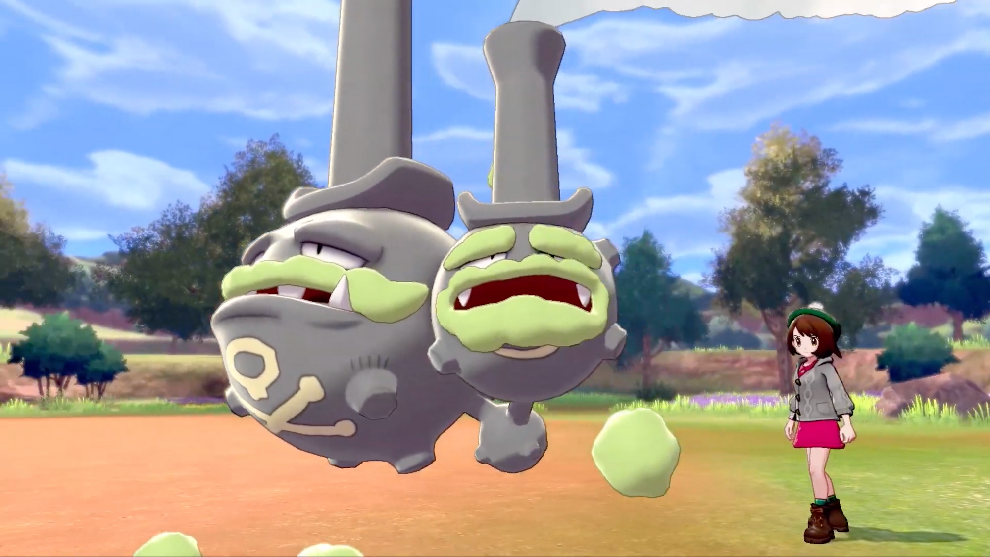 Galarian Forms, Rivals and Team Yell Announced for Pokemon Sword and Shield