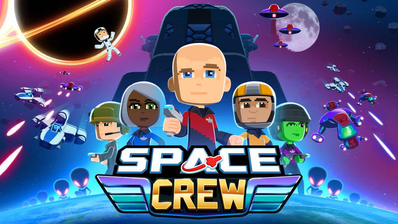 Space Crew - Switch Review