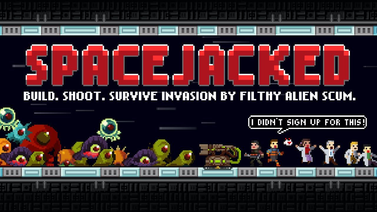 Spacejacked - Switch Review