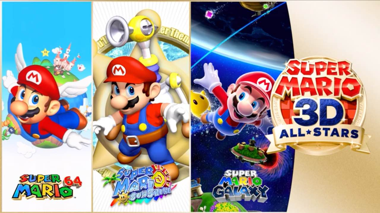 Super Mario 3D All-Stars - Switch Review