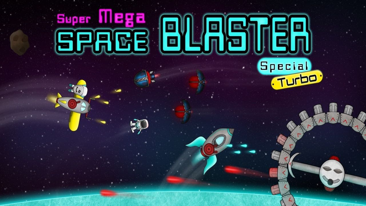 Super Mega Space Blaster Special Turbo - Switch Review