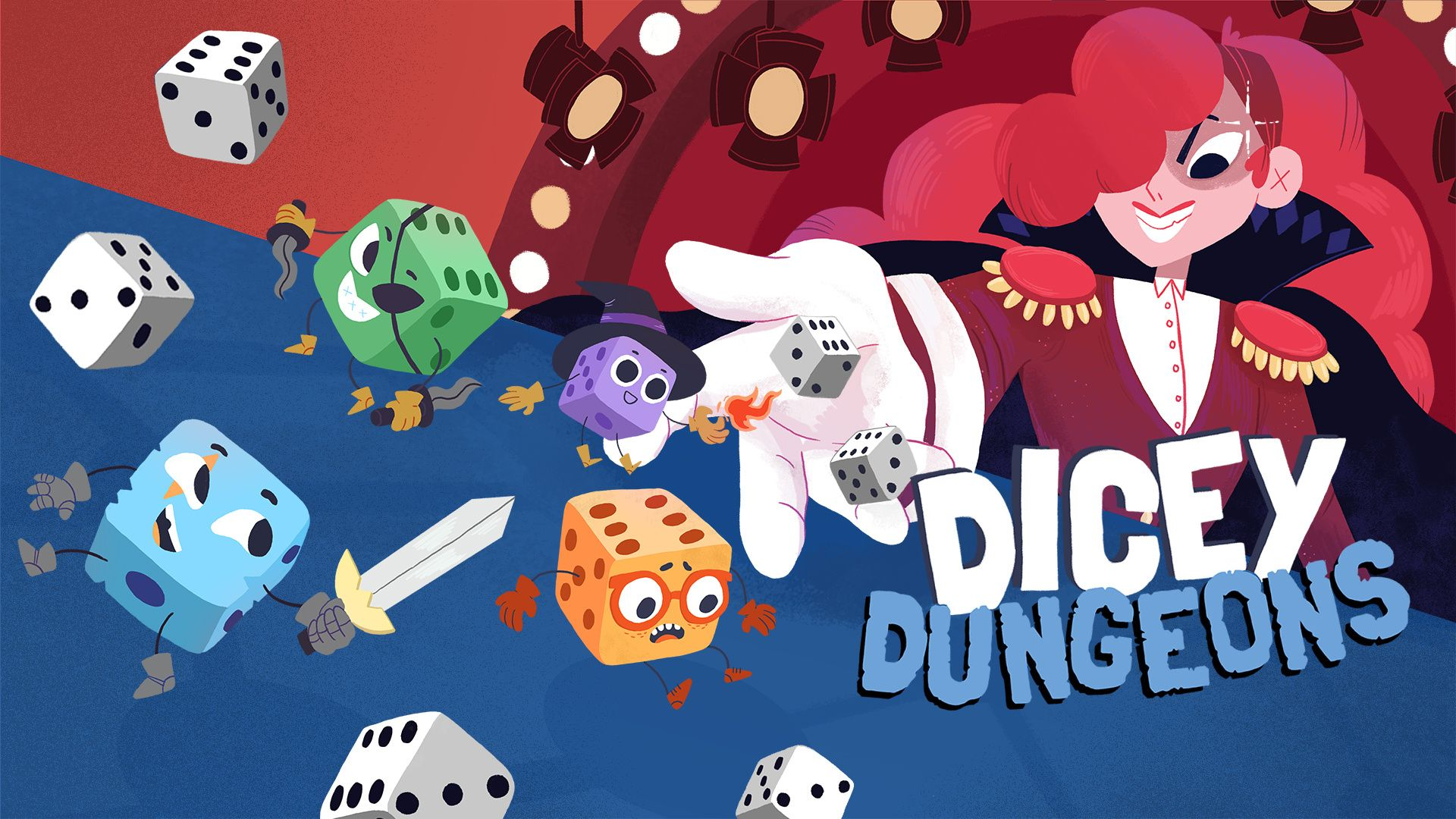 Dicey Dungeons - Switch Review (Quick)