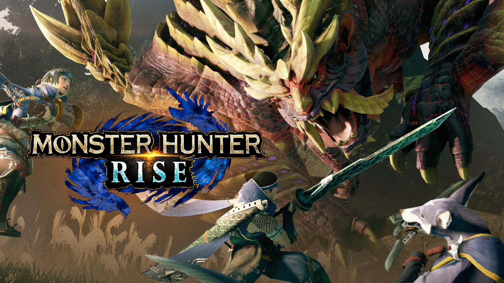 Monster Hunter Rise Gets a Brand New Trailer at The Game Awards