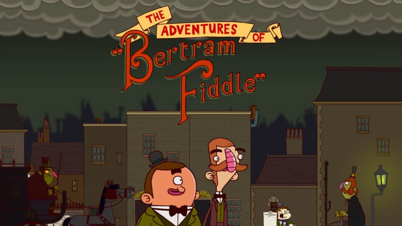 The Adventures of Bertram Fiddle Episode 1 - Switch Review (Quick)