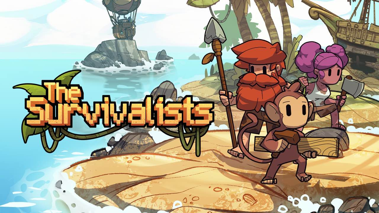 The Survivalists Launches on Switch in October; Demo Available to Download Today
