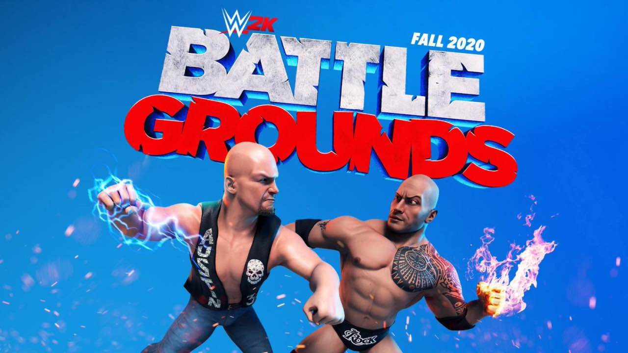 WWE 2K Battlegrounds Announced for Nintendo Switch