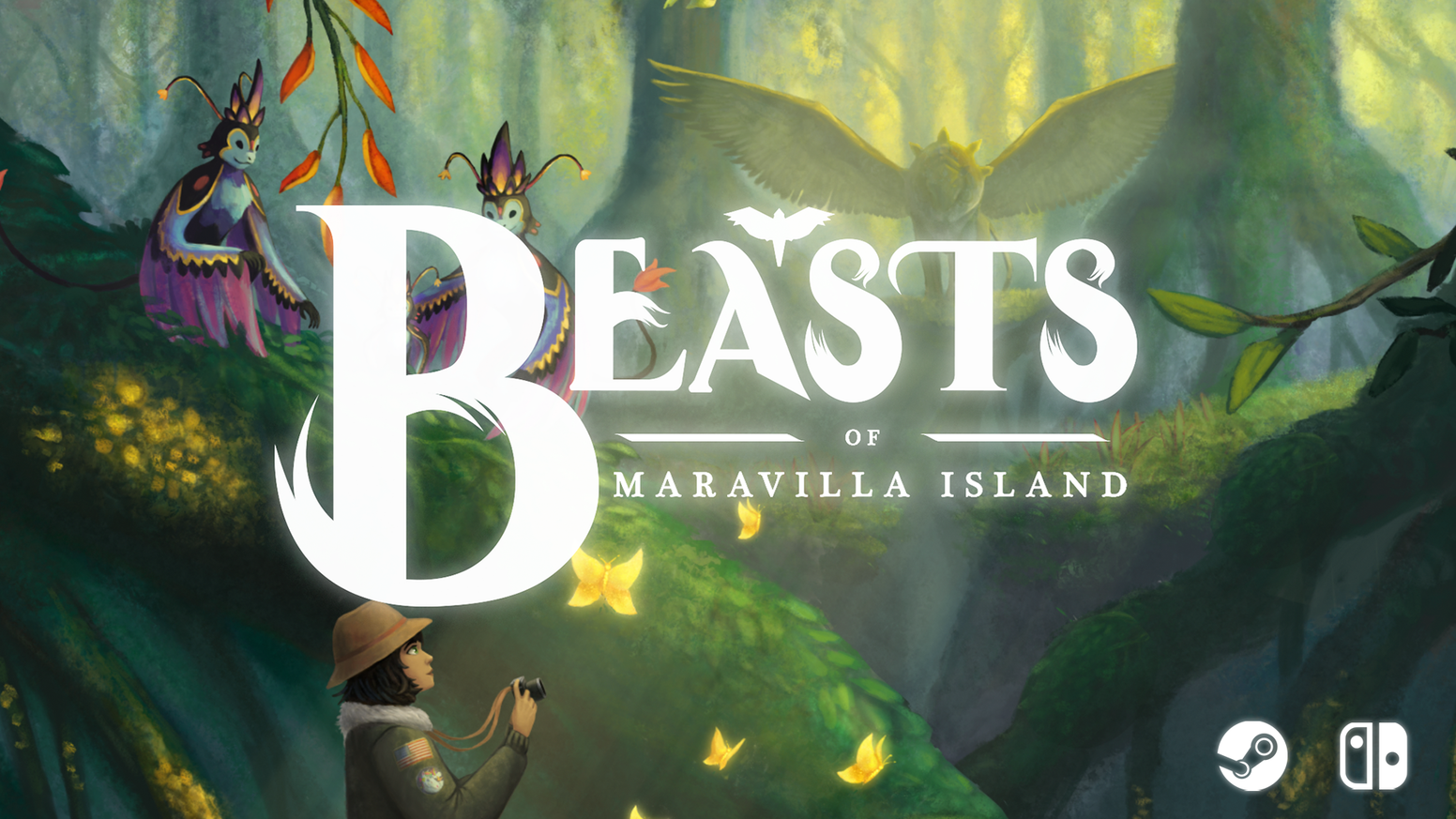 Showcase Saturday: Beasts of Maravilla Island