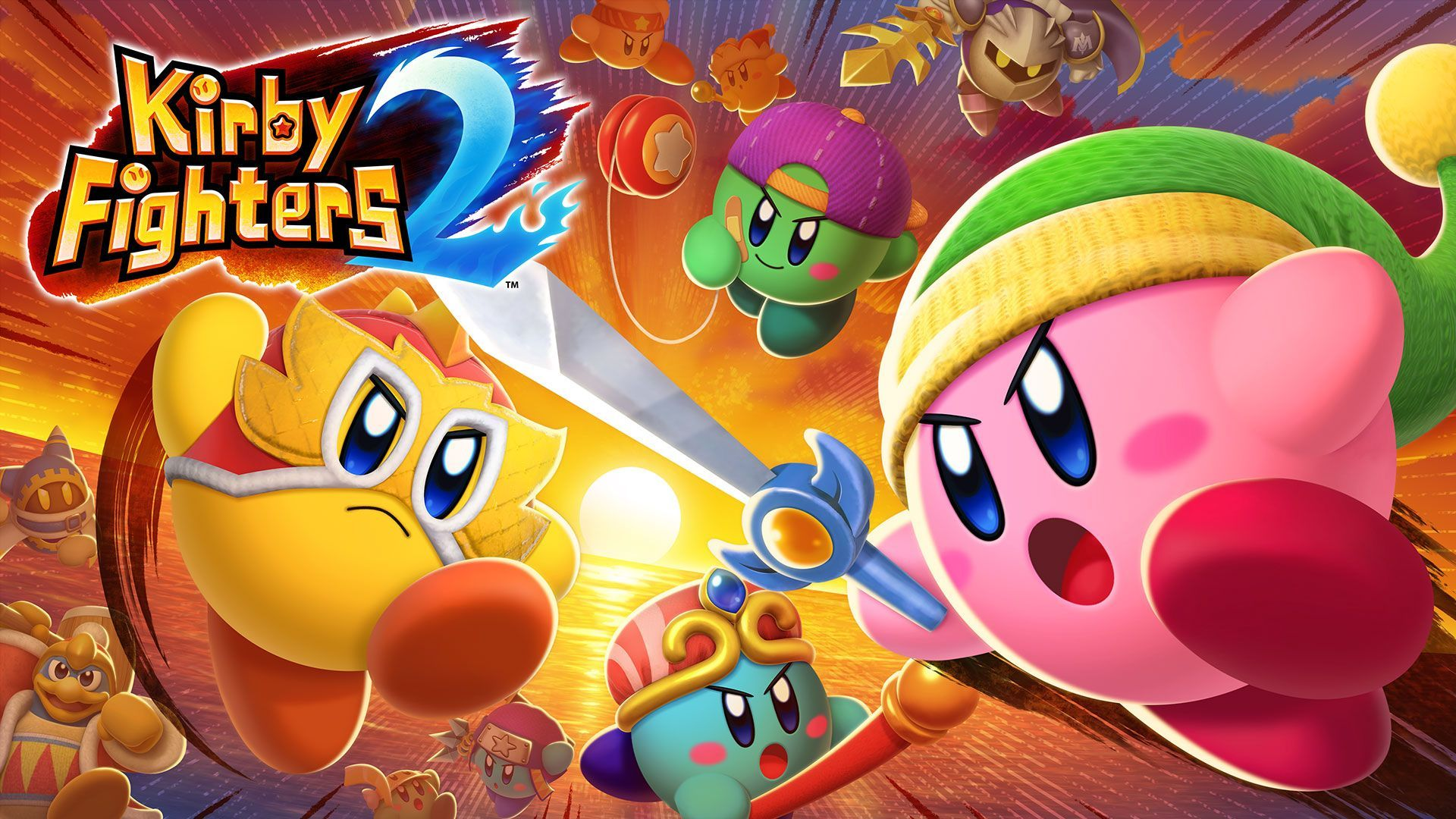 Kirby Fighters 2 - Switch Review