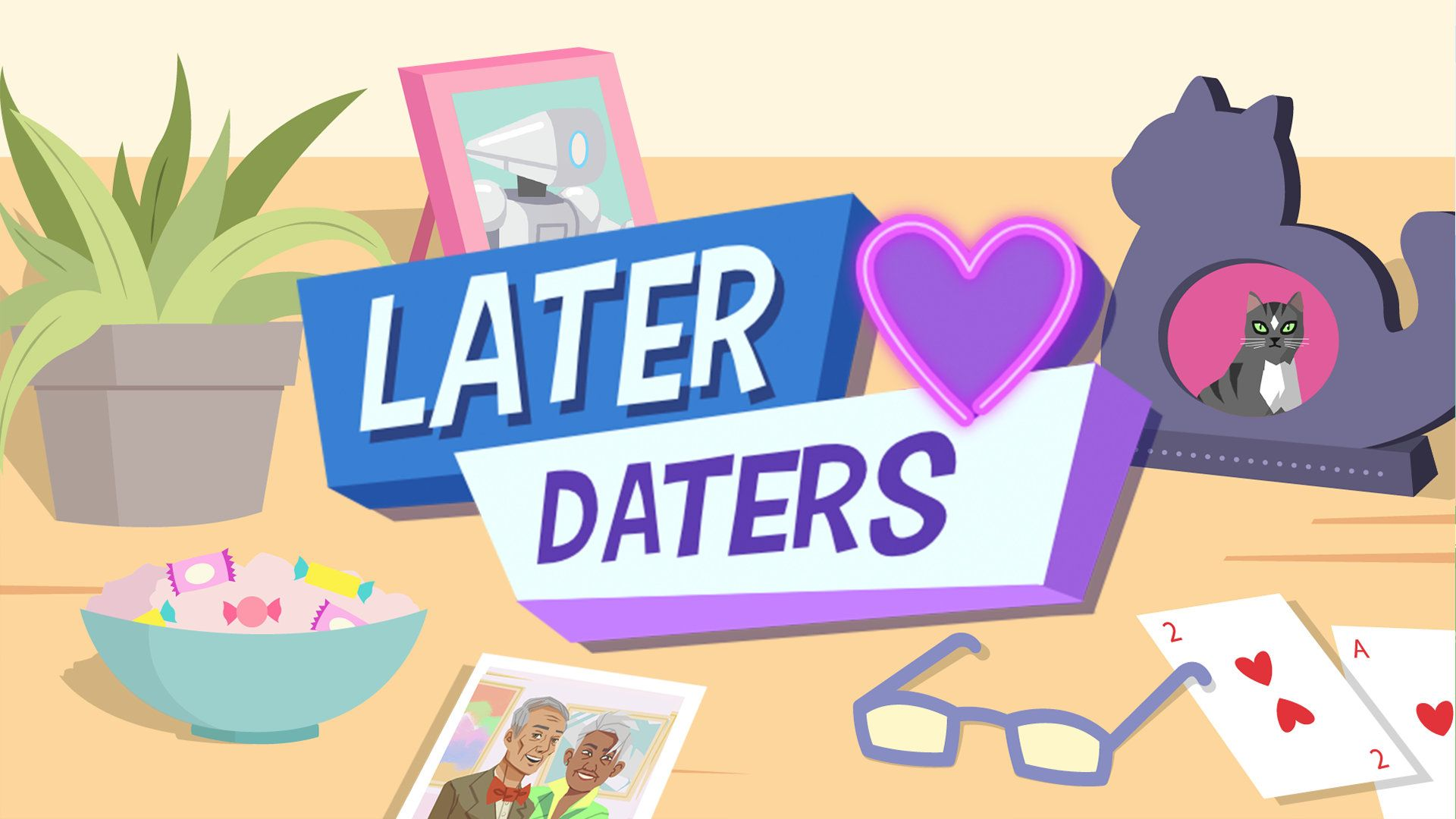 Later Daters: Part Two Launches on Switch Later this Month