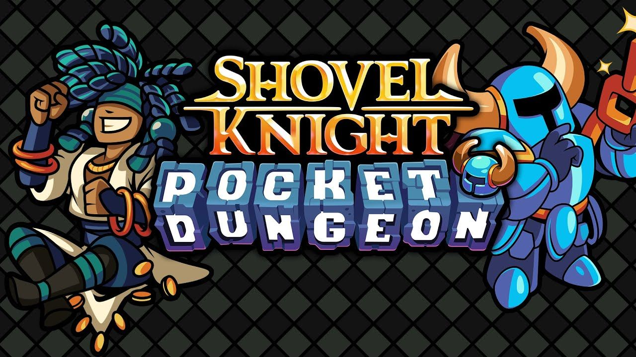 Shovel Knight Pocket Dungeon Announced for Nintendo Switch