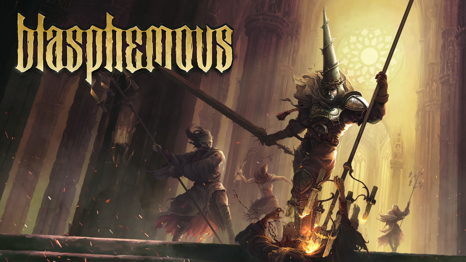 Blasphemous - Switch Review