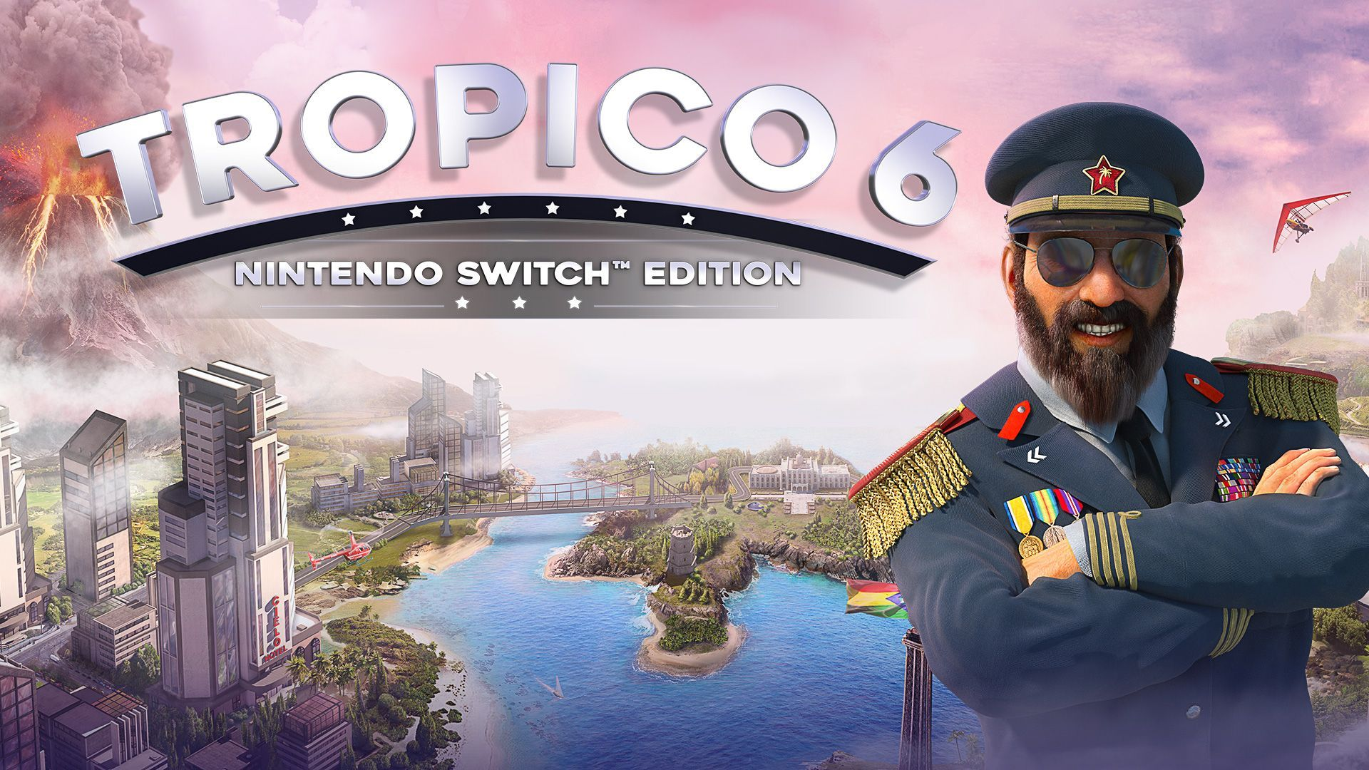 Tropico 6 - Switch Review