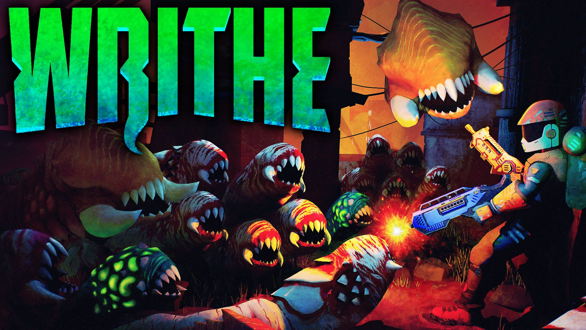 WRITHE - Switch Review