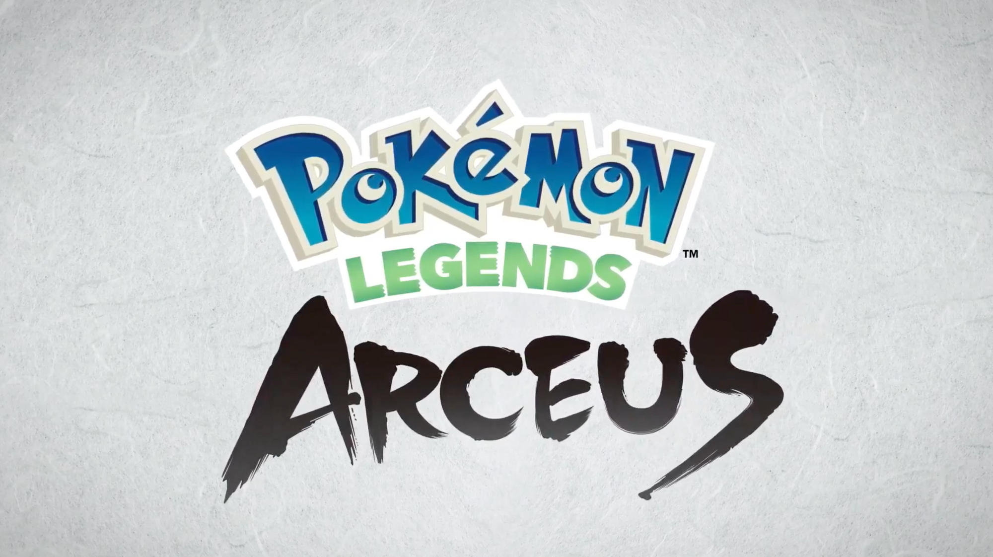 Pokemon Legends Arceus Announced for Early 2022