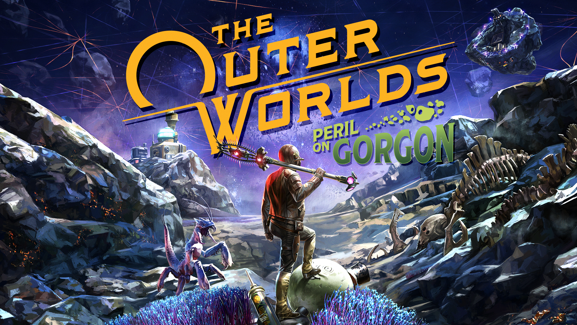 The Outer Worlds: Peril On Gorgon - More Of The Same, But That's Just Fine