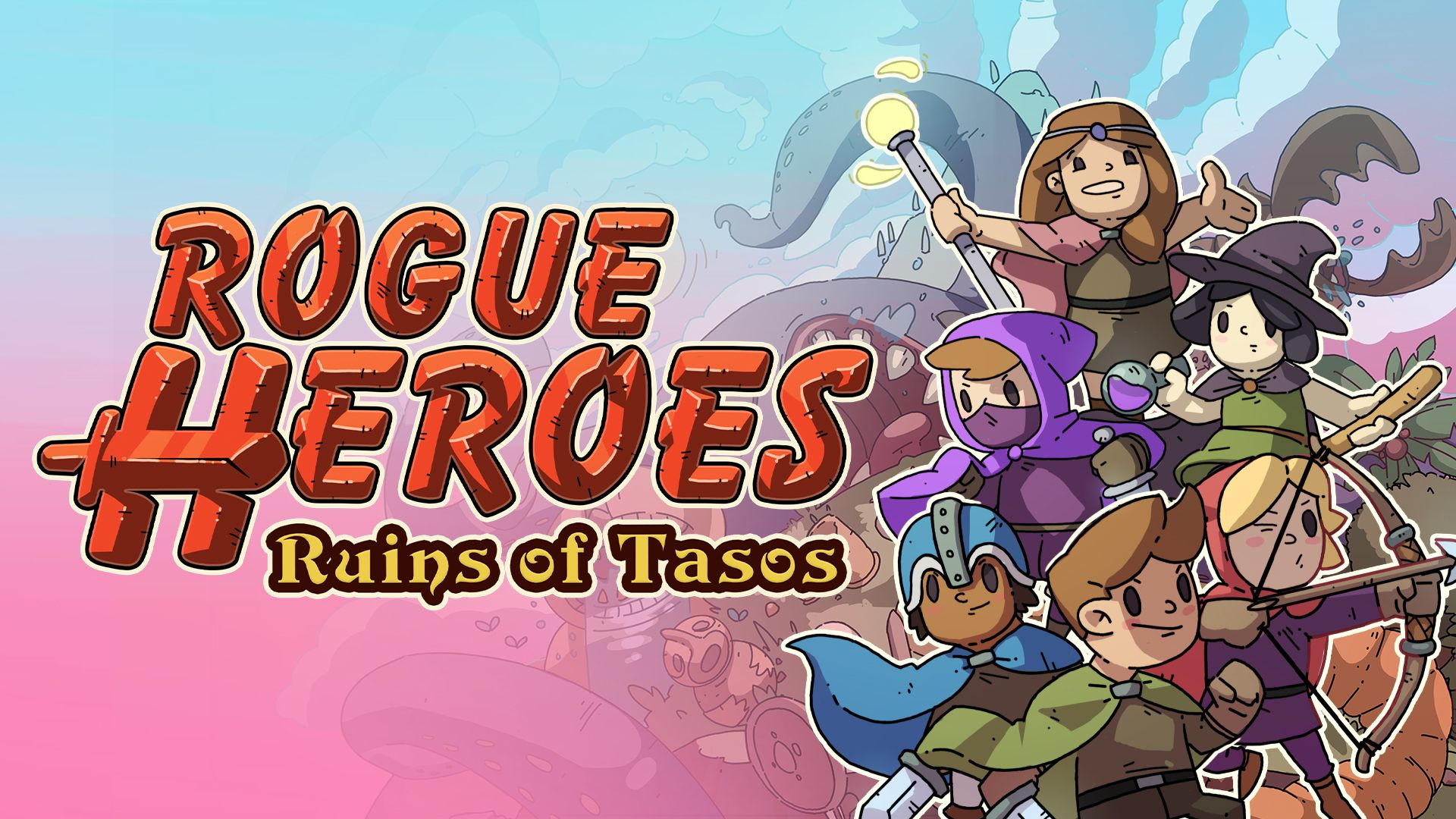 Rogue Heroes: Ruins of Tasos - Switch Review