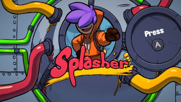 Splasher - Quick Review