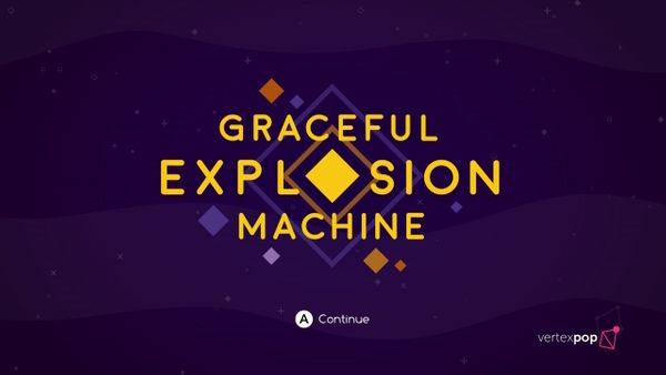 Graceful Explosion Machine - Quick Review