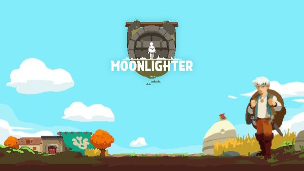 Moonlighter (Switch) - Opening 28 Minutes Gameplay Footage