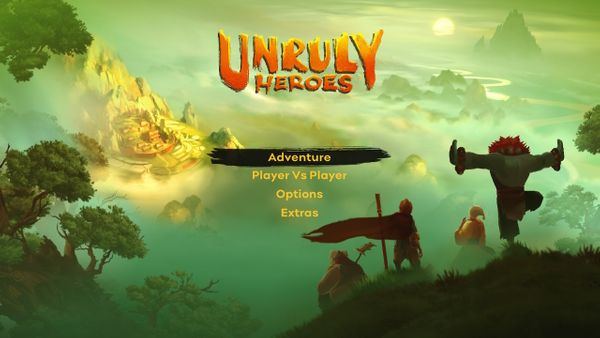 Unruly Heroes (Switch) - Review