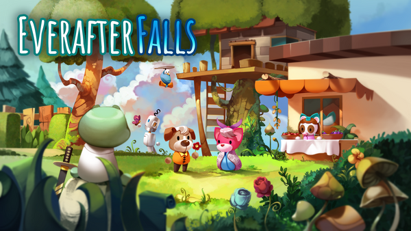 Kickstarter Project of the Week: Everafter Falls