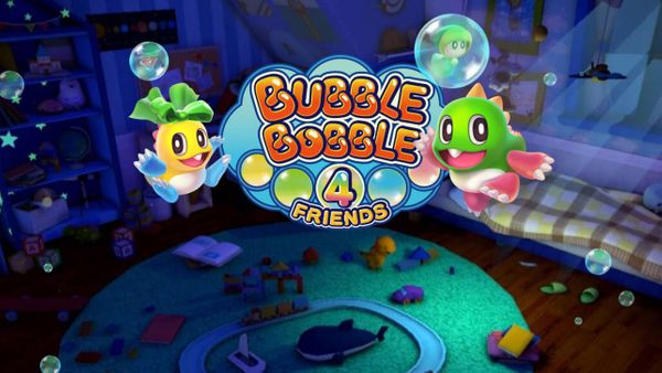 Bubble Bobble 4 Friends Launches Today in North America; Future Expansions Coming Soon