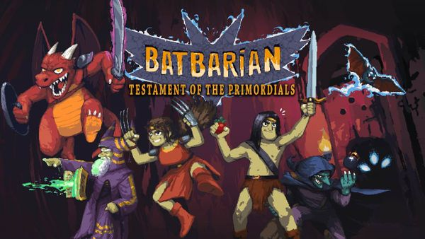 Batbarian: Testament of the Primordials Coming to Switch in October