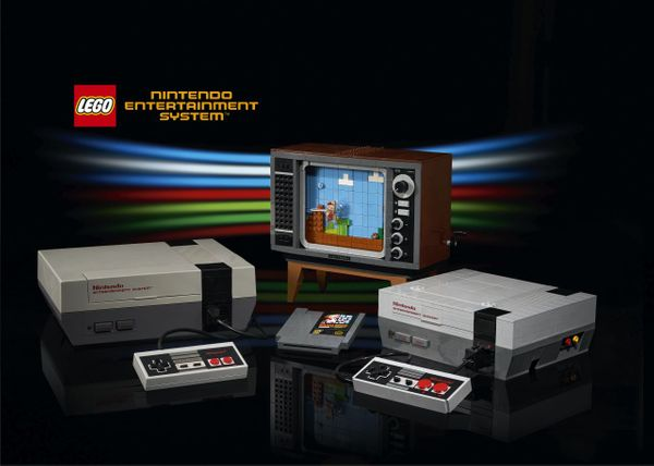 LEGO NES Officially Announced