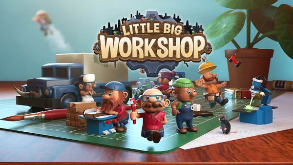 Little Big Workshop - Switch Review (Quick)