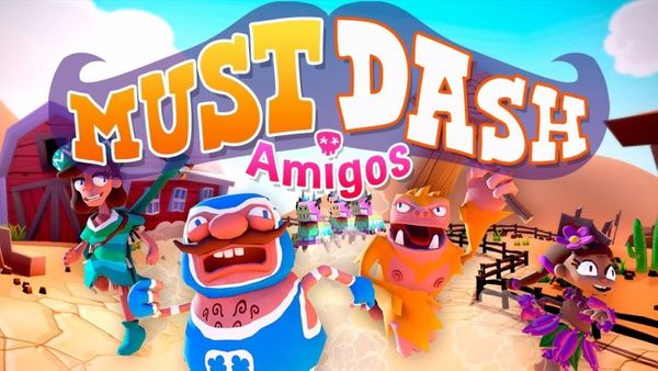 Must Dash Amigos - Switch Review