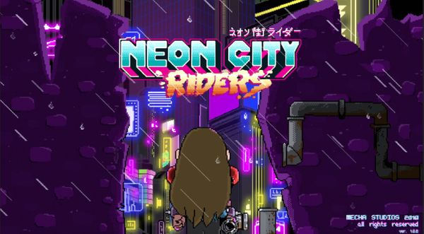 Neon City Riders - Switch Review