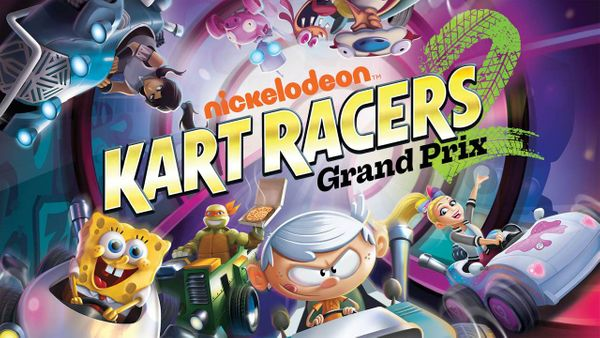 Nickelodeon Kart Racers 2: Grand Prix - Switch Review
