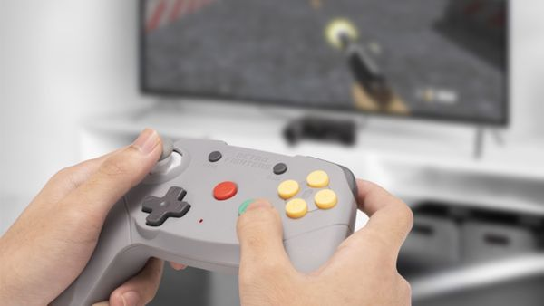 Kickstarter Project of the Week: Nintendo 64 Wireless Controller