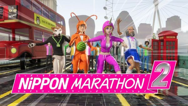 Kickstarter Project of the Week: Nippon Marathon 2