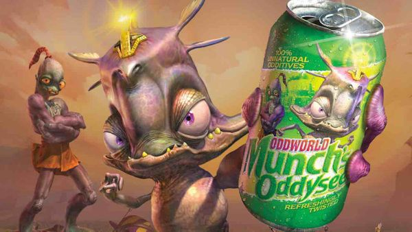 Oddworld: Munch's Oddysee HD Coming to Switch in May