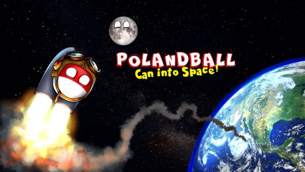 Polandball: Can into Space! - Switch Review (Quick)