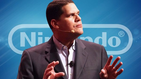 Reggie Fils-Aime Inducted into the Video Game Hall of Fame
