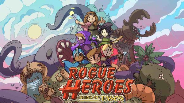 Zelda-Like Game Rogue Heroes: Ruins of Tasos Announced for Nintendo Switch