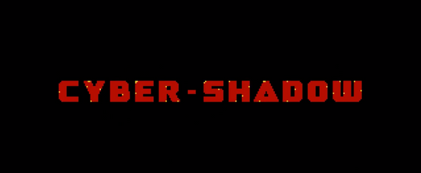 Mechanical Head Studios and Yacht Club Games are Bringing Cyber Shadow to Nintendo Switch