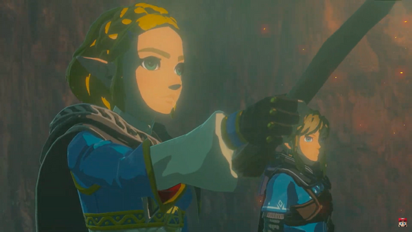 Breath of the Wild Sequel Happening Because Team had too Many DLC Ideas
